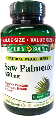 Saw Palmetto - Nature's Bounty