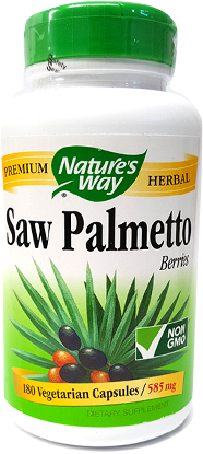 Saw Palmetto - Nature's Way