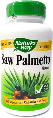 Saw Palmetto - Nature's Way