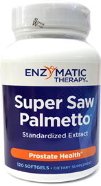 Super Saw Palmetto - Enzymatic Therapy
