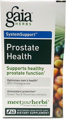 Prostate Health - Gaia Herbs