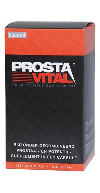 ProstaVital - Lucovit
