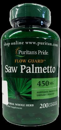 Flow Guard Saw Palmetto - Puritan's Pride