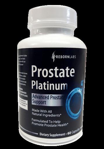 Prostate Platinum - Reborn Labs