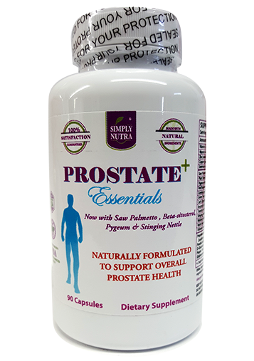 Prostate Essentials - Simply Nutra
