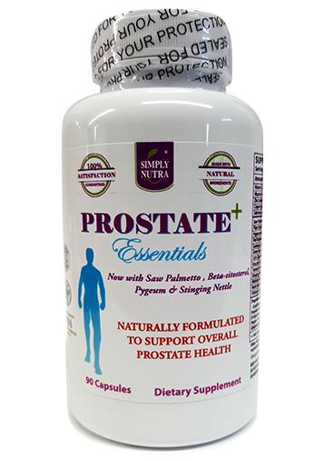 Prostate Essentials - Simply Nutra