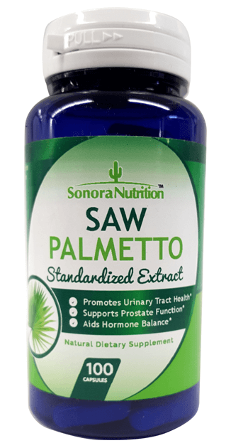Saw Palmetto - Sonora Nutritionb
