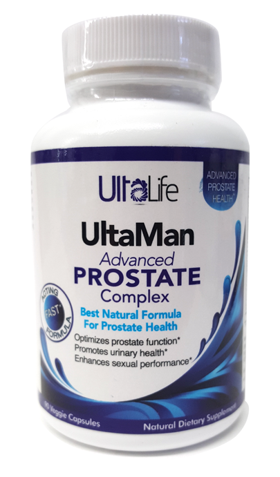 UltaMan Advanced Prostate Complex - UltaLife