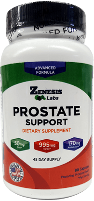 Prostate Support - Zenesis Labs